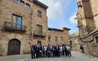 Gran èxit de Fòrum Bellaterra al voltant de la cultura i l'arquitectura