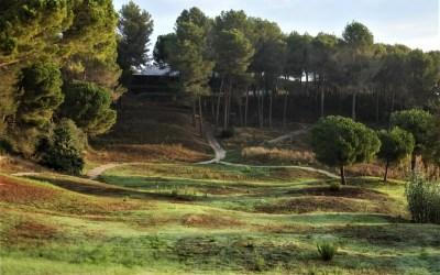 El camp de golf de Can Sant Joan serà finalment un parc