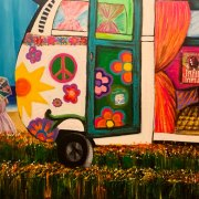 Hippy Series by Shelly Augsbury