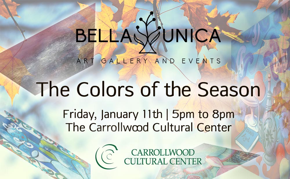 The Colors of the Season at The Carrollwood Cultural Center