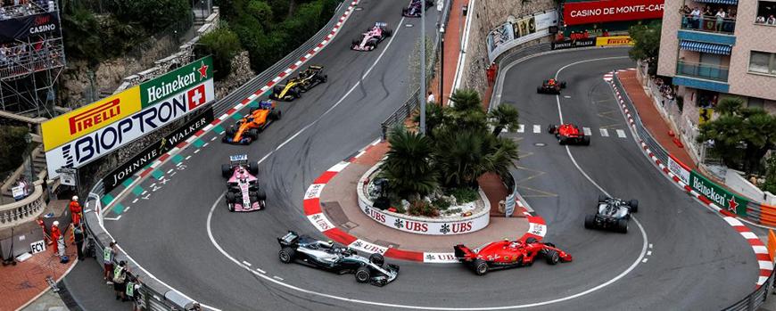 Monaco Grand Prix 2019