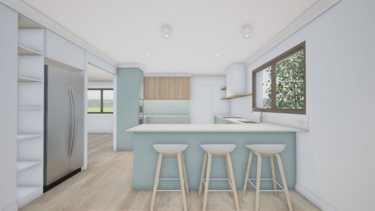 3D RENDER | ASPLEY HOUSE