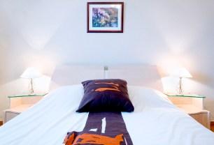 Dormitorio 2 Cama Doble Atico 3# Confort