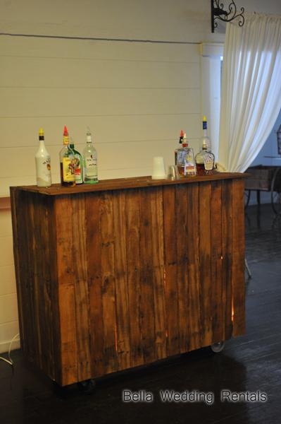 Portable Bar Rental