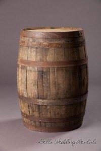 Whiskey Barrels Wedding Decor - Whiskey Barrels Wedding ...
