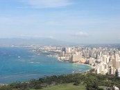 Honolulu from Above