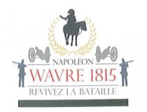 Wavre 1815 logo
