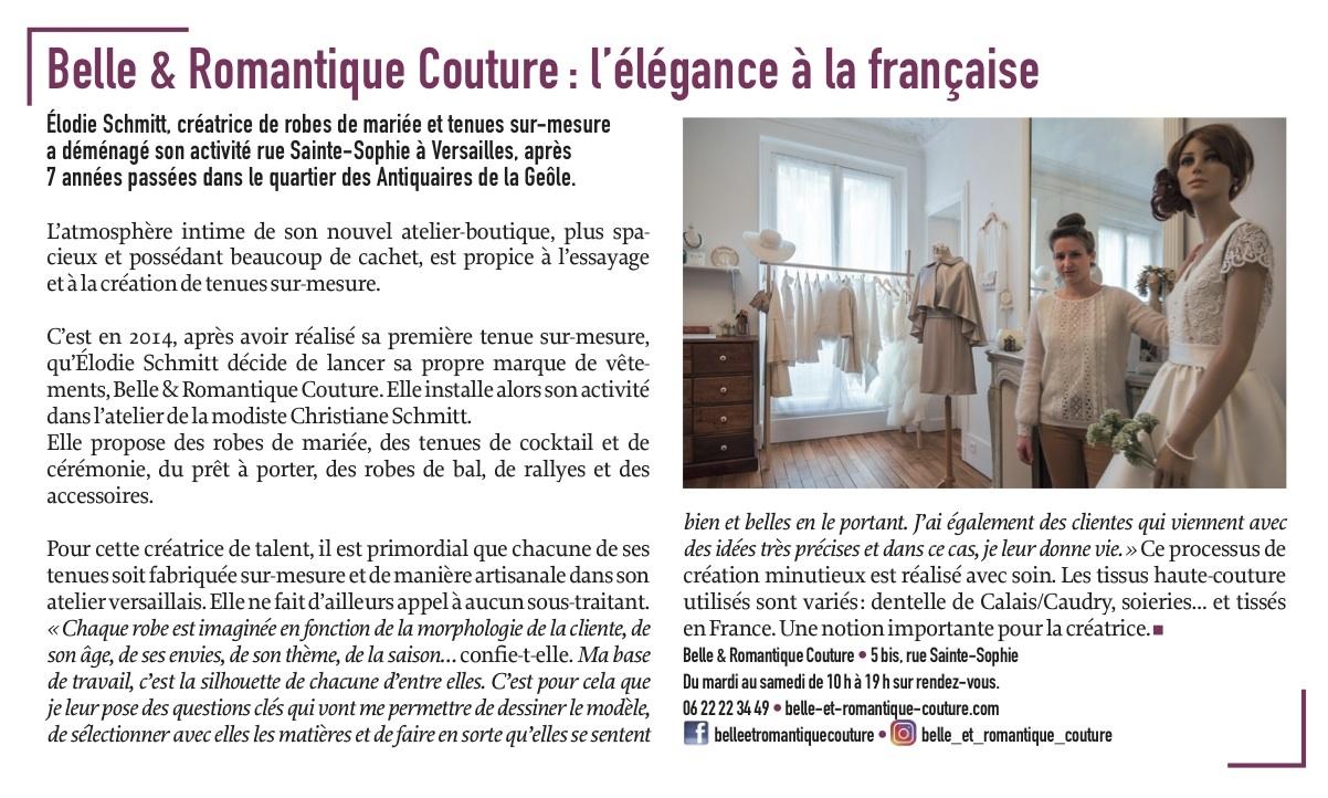 Versailles Magazine