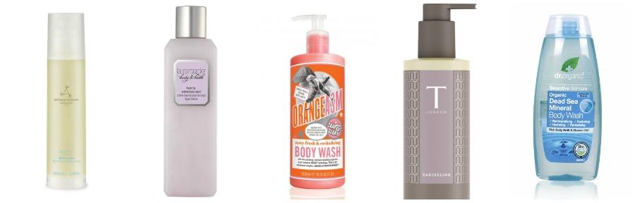 Bath wash five