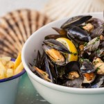 Beurre Blanc Mussels