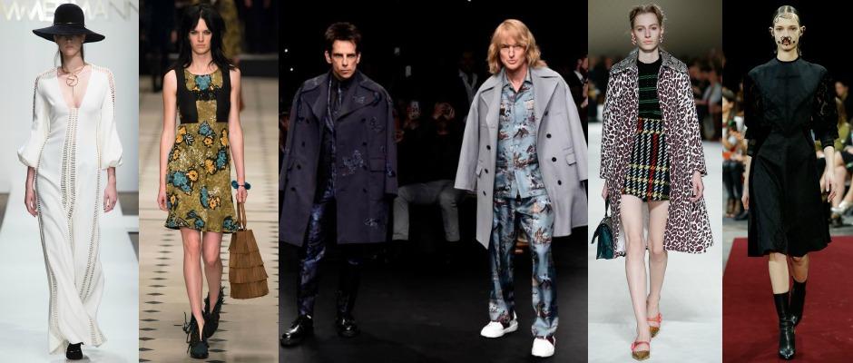 Fashion trend AW15