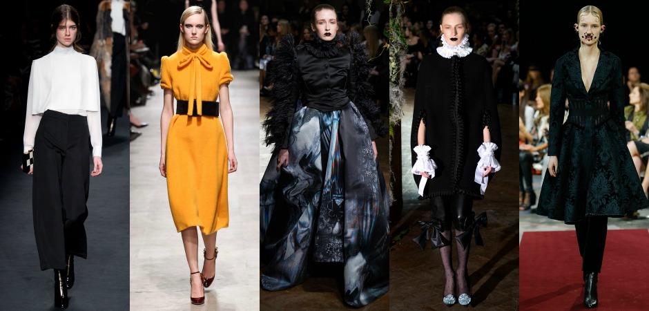 Fashion trend Victoriana