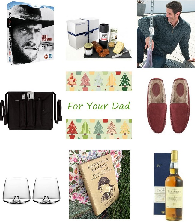 Christmas Gift Guides Dad