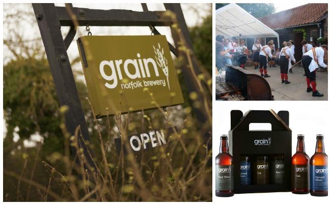 Grain Brewery Summer Festival