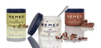 Remeo Gelato is hosting a full sensory experience