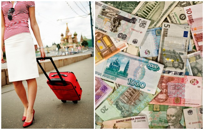Holiday Foreign Currency