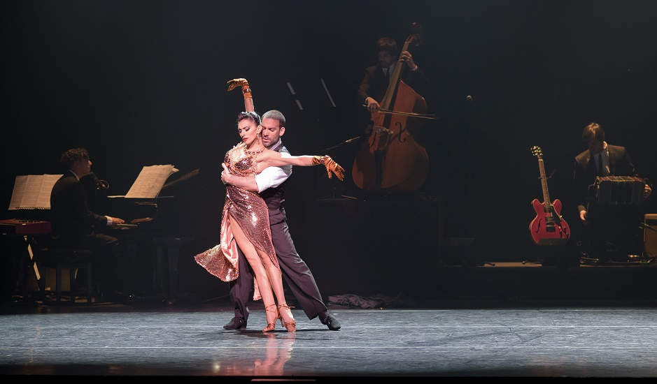 Immortal Tango - Germán Cornejo and Gisela Galeassi (cred. Andrew Lang)