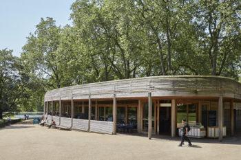 Inn the Park Exterior