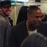 Jay Z Chris Martin