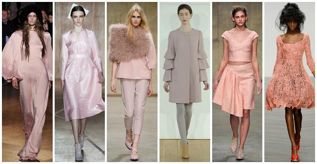 LFW Pastel Pink