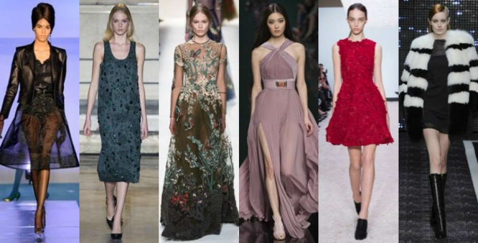 Paris Fashion Week AW14 Main