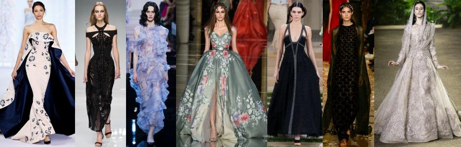 Paris Haute Couture SS16