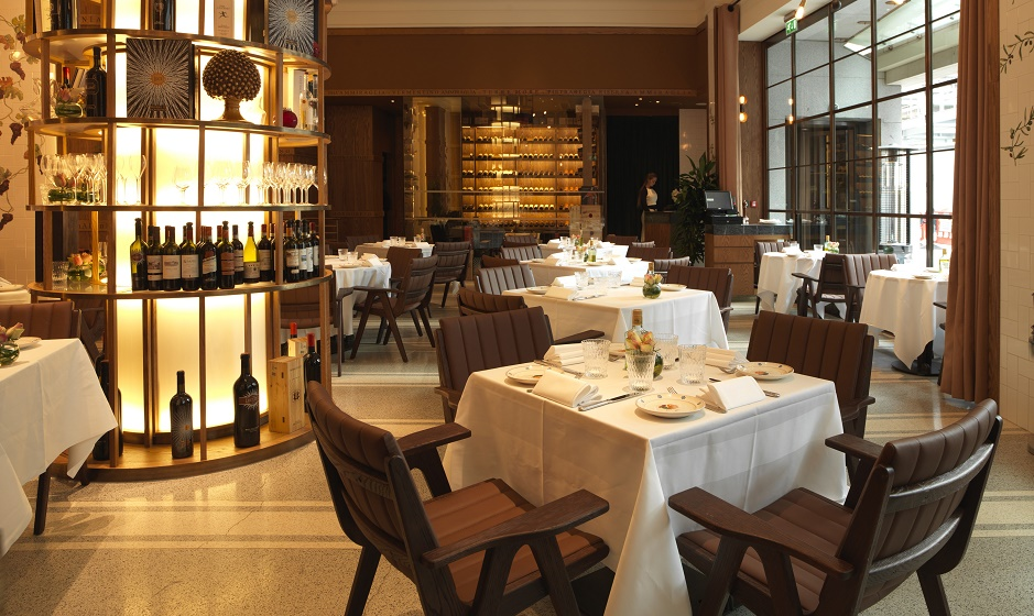 Ristorante Frescobaldi - Interior 3 (low-res)