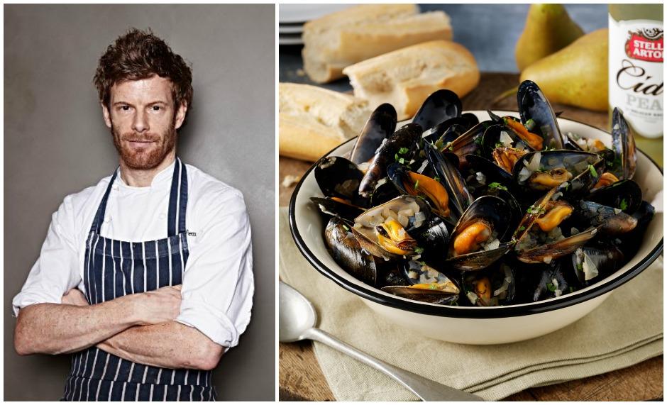 Tom Aikens Mussels