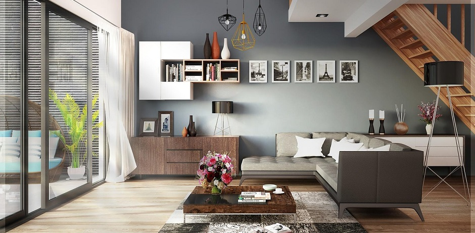 latest living room design ideas for studio apartments interior trends 2018 | belle about town