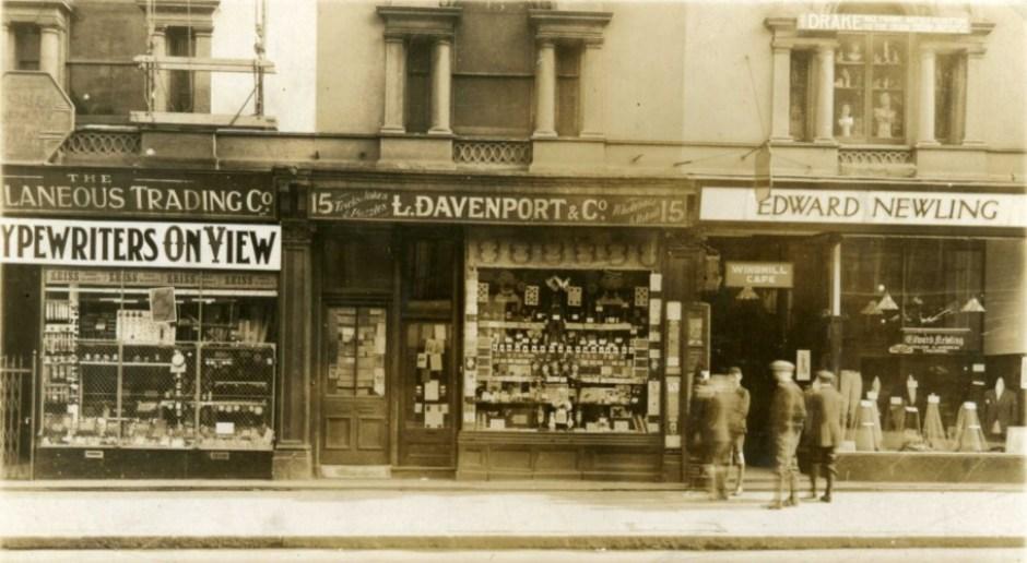 davenports 15 new oxford