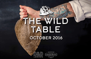 Wild Table initiative from D&D Restaurants