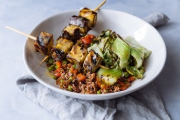 One of the meals you could create with Mindful Chef's recipe boxes