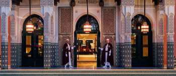 La Mamounia is Marrakech is a great destinations for couples. Belle About Town's guide to a holiday in Marrakech