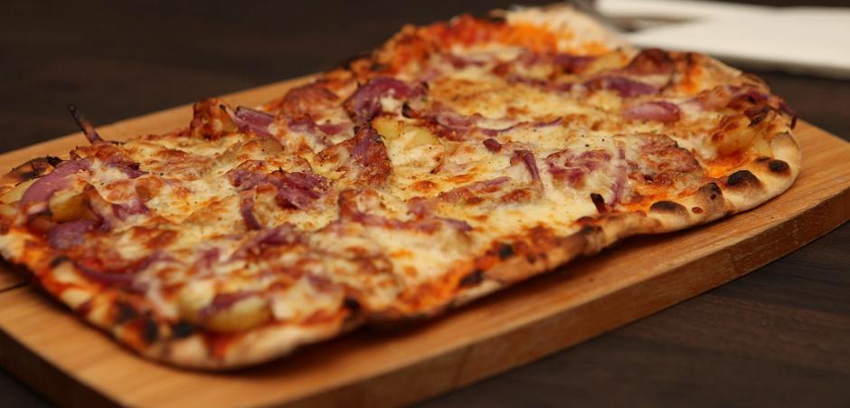 rustiko pizza