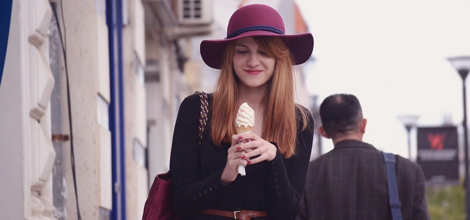 Belle About town investigates what it takes to work off the calories consumed while eating your favourite ice cream this summer