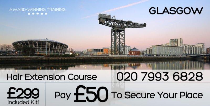 Glasgow Hair Extension Course