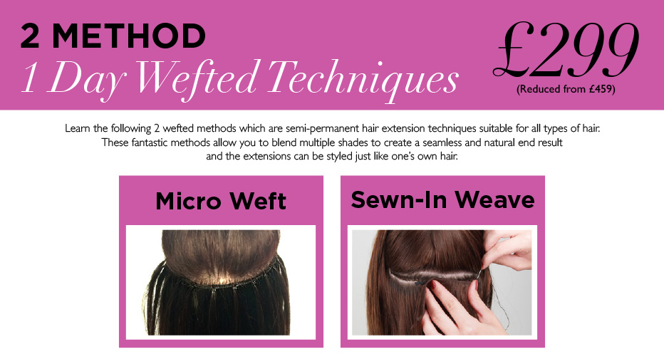 Weave Hair Extension Courses Belle Academy Belle Academy