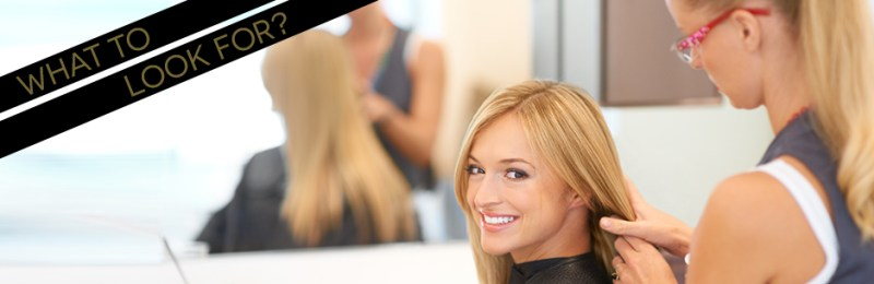 What to look for when booking a hair extensions course