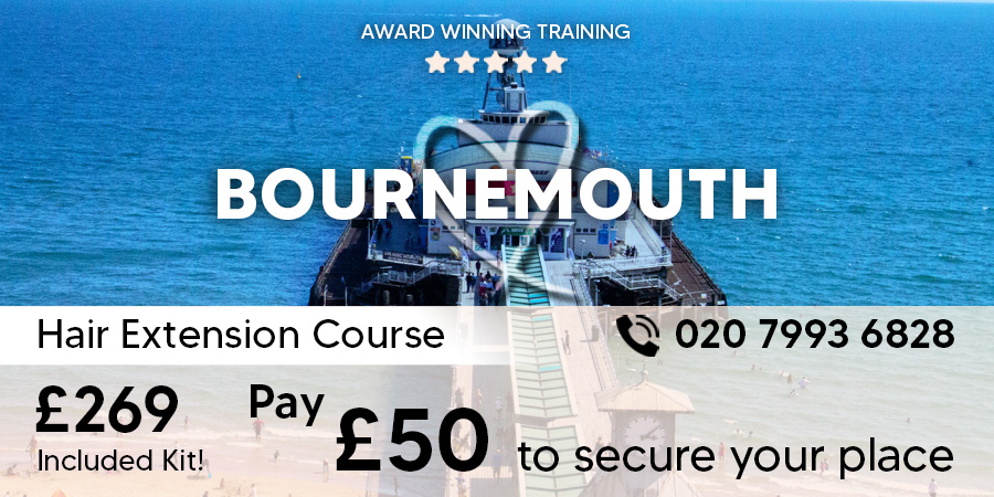 Bournemouth Hair Extension Course