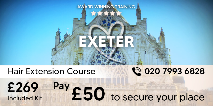Exeter Hair Extension Course