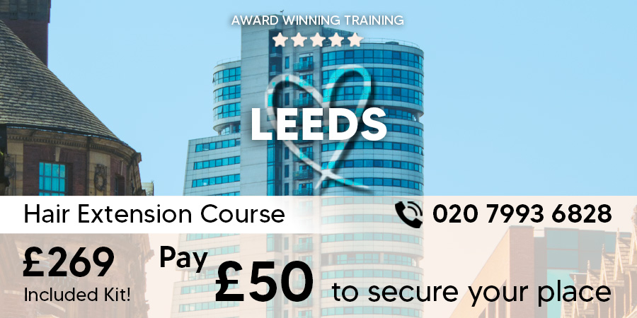 Leeds Hair Extension Course