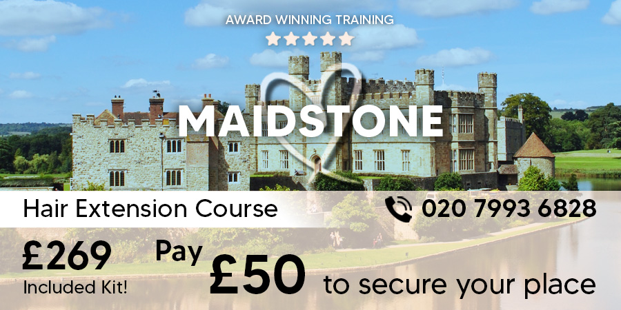 Maidstone Hair Extension Course