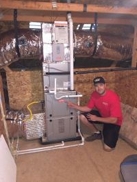 HEATING Installation Services, Roseville CA