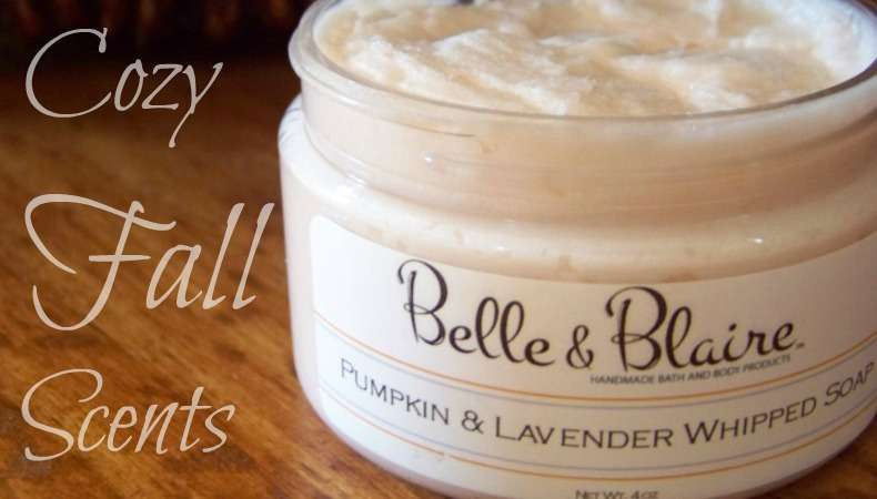 cozy fall scents