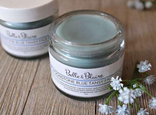 Moonstone Blue Tansy Face Balm