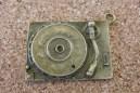 Gramophone bronze, 30x37mm