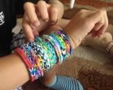 bracelets en élastiques pour garçon
