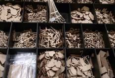 Des pièces en bois - salon DIY Paris