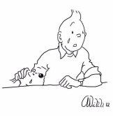 Tintin 22 mars 2016 - Bruxelles