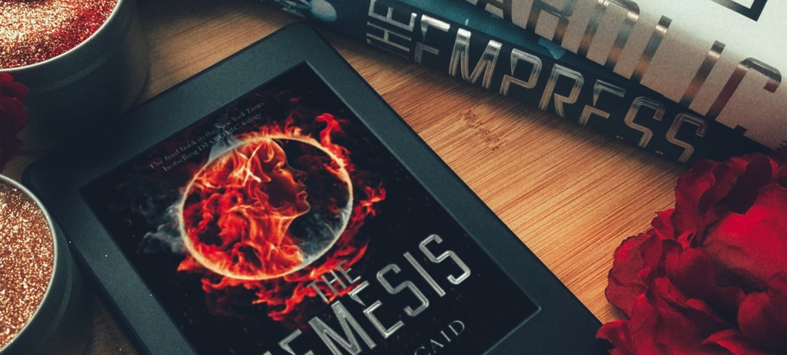 The Nemesis by S.J. Kincaid